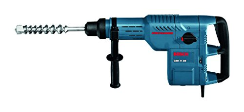 Bosch GBH 11 DE Professional - Martillo combinado SDS max (1500 W, 240 V)