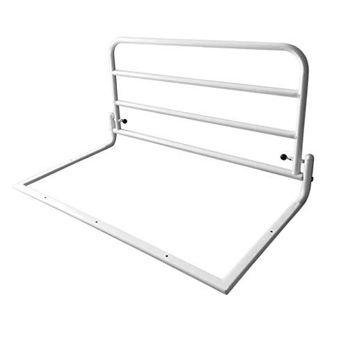 Bed Rail, opvouwbare oude bed Guardrail Wake Up hulpmiddelen voor de ouderen om op te staan de Booster kind onbreekbaar anti-val Bed Baffle, 23.62''/31.49''