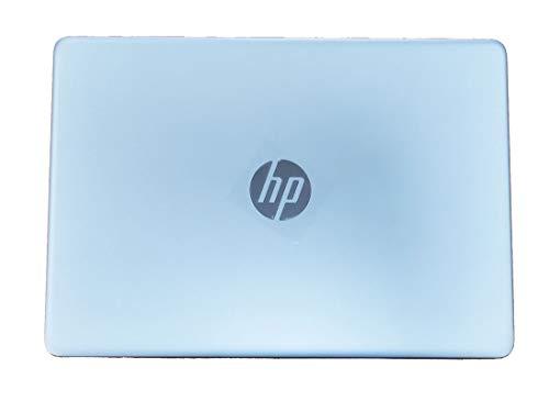 New Sivler Back Cover for HP 14-DK0XXX 14-DK0002DX 14-DK1022WM 14-DK1025WM 14' LCD Top Case Lid