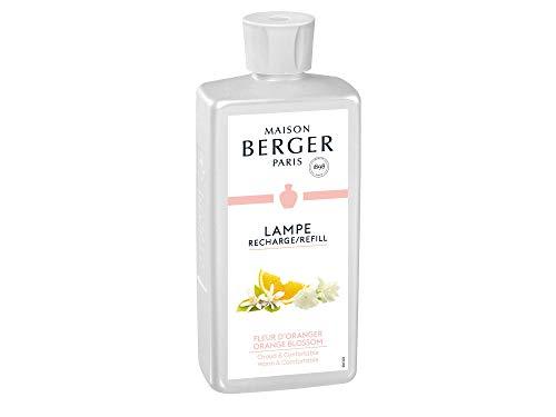 LAMPE BERGER - Nachfüllflasche - Raumduft - Fleur d'Oranger/Orange Blossom - (0,5l)
