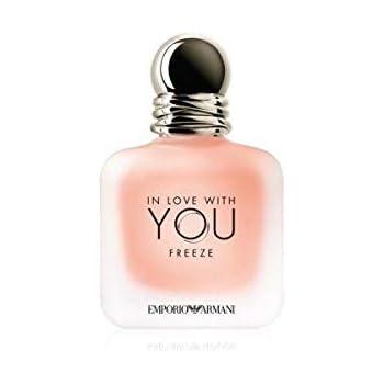 Giorgio Armani Love With You Freeze Eau de Parfum Unisex, 50 ml