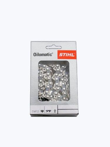"Stihl 3621 000 0072 Sägekette 3/8\"" 1,6 mm 72 GL-50 cm Vollmeißel RSC, 1 W, 1 V"