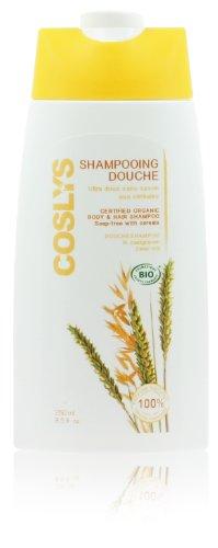 Coslys Champú para higiene del cuerpo y cabello, de Ducha, cereales, 250ml