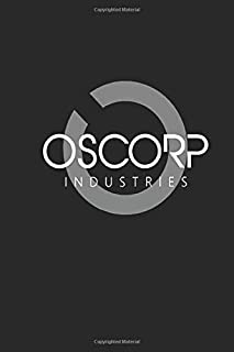 Oscorp Industries: Notebook, Journal for Writing, Size 6