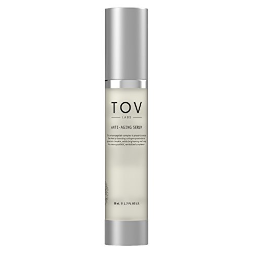 TOV LABS - Anti Aging Serum with Peptide Complexes (50ml) Vegan (TL-S201-50ML)