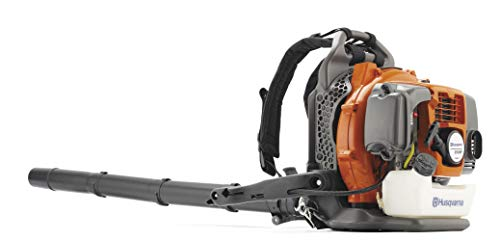 Husqvarna 965877701 350BF Backpack Blower, Orange