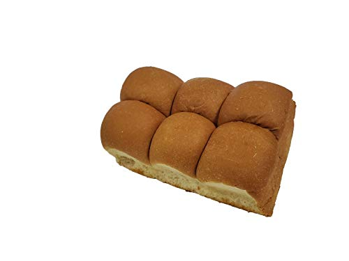 Indian Grocery by Sukhadia's Pantry: Bombay Pav Bread- 6pc