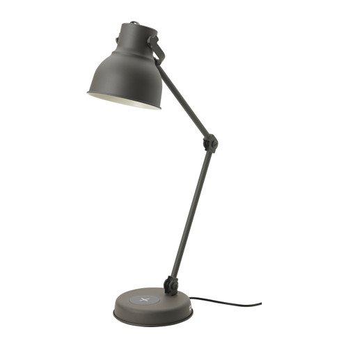 Ikea Work lamp with Wireless Chargi…
