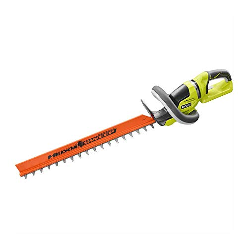 24 in. 40-Volt Lithium-Ion Cordless Battery Hedge Trimmer (Tool Only) - RYOBI RY40602BTL
