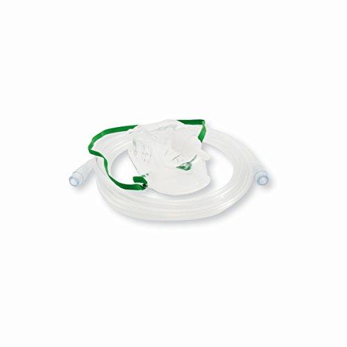 Sauerstoffmaske für Kinder ohne Reservoir mit Verlängerungsschlauch