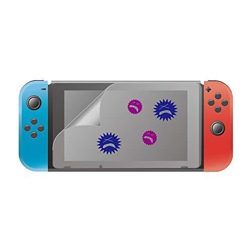 ALLONE Antibacterial film for Nintendo Switch, Anti-virus, Anti-fingerprint, Zero-bubble, switch, Japanese manufacturer