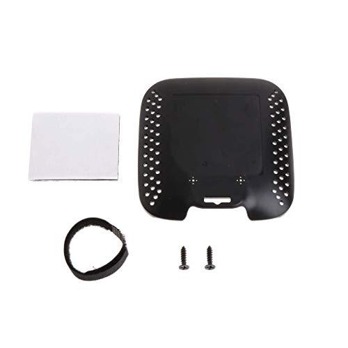 Runrain Soporte de Pared Para XIAOMI Mi 3 3c 3s TV Box Remote Case Protector de Cubierta con Accesorios Para Mi3 Box