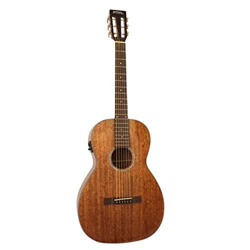 Santana ST-9012EQ HG NA - Guitarra western, color natural