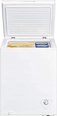MRC04M3AWW Single Door Chest Freezer, 3.5 Cubic Feet, White