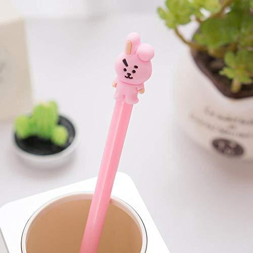 Juman634 Lápices bolígrafos de Dibujos Animados innovadores de Tinta líquida...