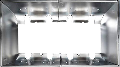 Campingaz InstaClean System Ersatzteilset für 4 Series Classic und Woody Gasgrills, Ersatzteil Reinigungsset