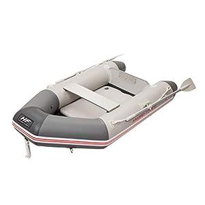 Bestway 65046 Hydro-Force Caspian 230x130x33 cm Sport Boat Set, Multicoloured