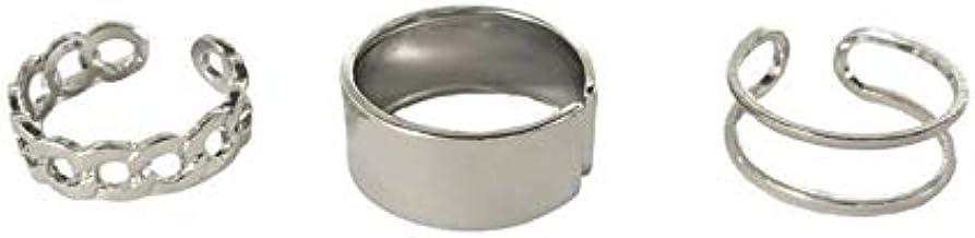 Regulowany pierścień stop proste stawy pierścień pierścień pierścień palec wskazujący pierścienie ozdoba retro vintage otw...