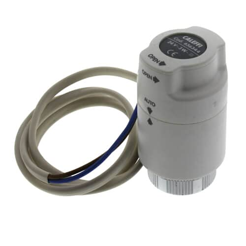 Caleffi TwisTop Thermo-Electric Actuator w/Low Power Consumption (24V)