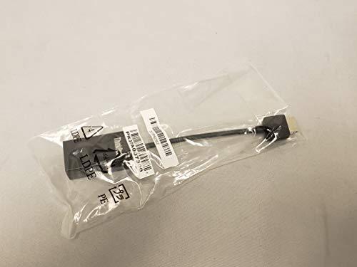 Lenovo 4X90Q84427 USB-netwerkadapter (bekabeld, USB C, Ethernet, zwart)