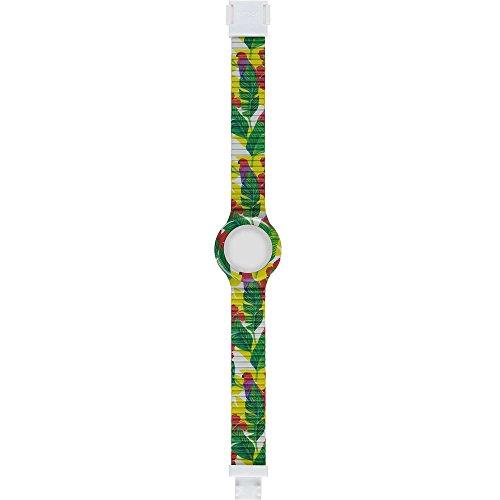 orologio cinturino orologio donna Hip Hop Jungle Fever offerta casual cod. HBU0783