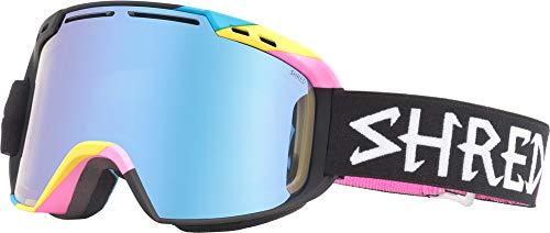 Shred Herren Goggle Amazify, Black/Shrasta, One Size
