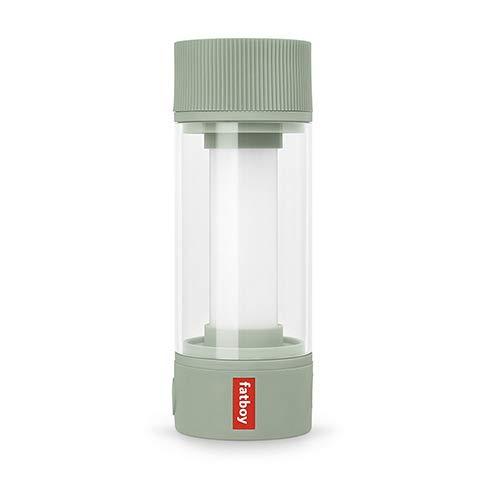 Fatboy® Tjoepke Verde | Lámpara LED recargable para exteriores | Lámpara de mesa LED regulable con batería