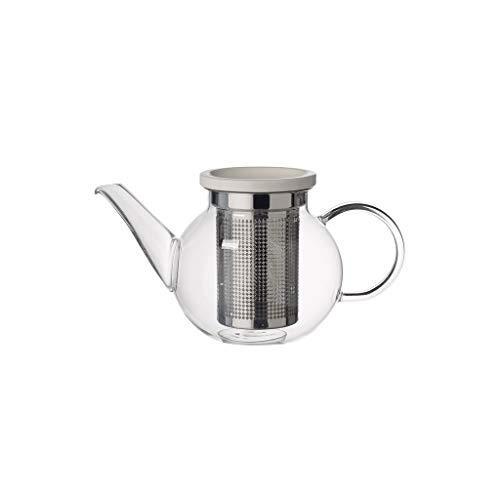 Villeroy & Boch Teekanne Größe S mit Sieb Artesano Hot&Cold Beverages Vorteilsset 4 x Art. Nr. 1172437271 und Gratis 1 Trinitae Körperpflegeprodukt