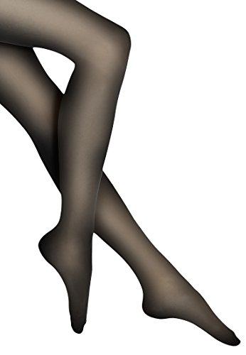 Wolford Damen Strumpfhosen (LW) Fatal 15, 15 DEN,black,X-Small (XS)