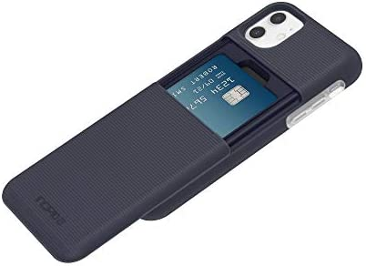 Incipio Stashback 2 0 Compatible with Apple iPhone 11 Blue product image