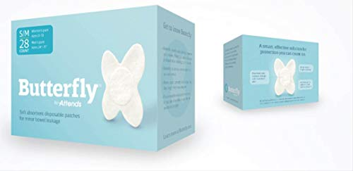 Butterfly Body Liners 28CT Size S/M