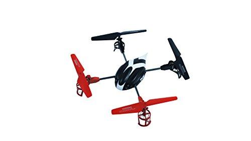 Toy Lab- X-Drone Evolution 2.0, Color Verde y Blanco (XD1410800)
