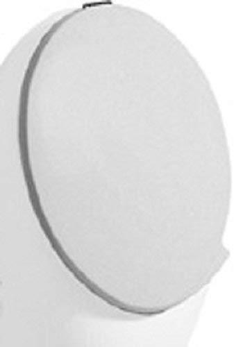 Geberit Urinal-Deckel Joly Scharniere verchromt, weiß, massive Ausführung, 572000000