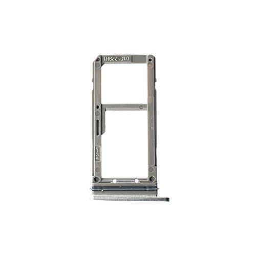 Ranura Puerta SIM Card Silver para Samsung Galaxy S7by Ellenne Store