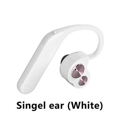 In-oordopjes Bluetooth Hoofdtelefoon Nieuwe Wireless Bluetooth hoofdtelefoon, Sport Bluetooth koptelefoon, IPX7 waterdicht Oordopjes Dual Action Coil Gaming Bluetooth Headset Voor training, hardlopen,