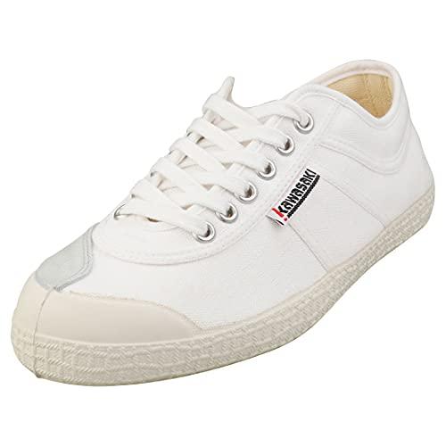 Kawasaki Unisex Legend Canvas Shoe   White