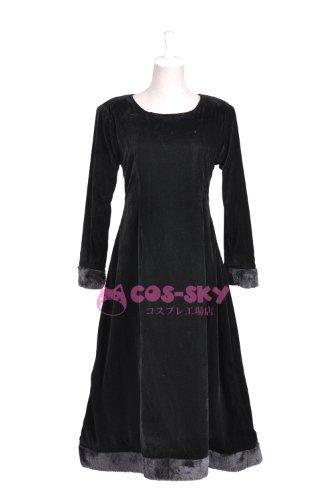 『銀河鉄道999 メーテルレジェンド メーテル風 コスプレ衣装 コスチューム Cosplay Costume 男性SSサイズ COSSKY』の3枚目の画像