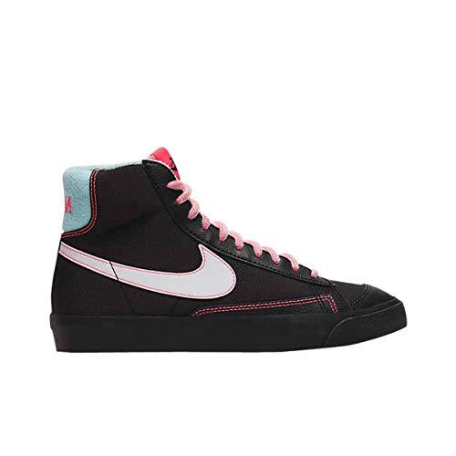 Nike Blazer Mid 77 Black Atomic Pink DD7710-001 - US Multicolore Size: 36 EU