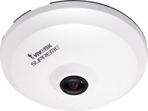 VIVOTEK FE8173 Interior Almohadilla Blanco 1536 x 1536Pixeles - Cámara de vigilancia (Interior, Almohadilla, Blanco, 1536 x 1536 Pixeles, 3 MP, H.264,M-JPEG,MPEG4)