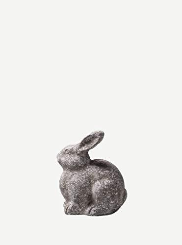 Keyhome Deko-Hase aus Terrakotta mit Antik-Effekt, ideal für die Dekoration im Außenbereich