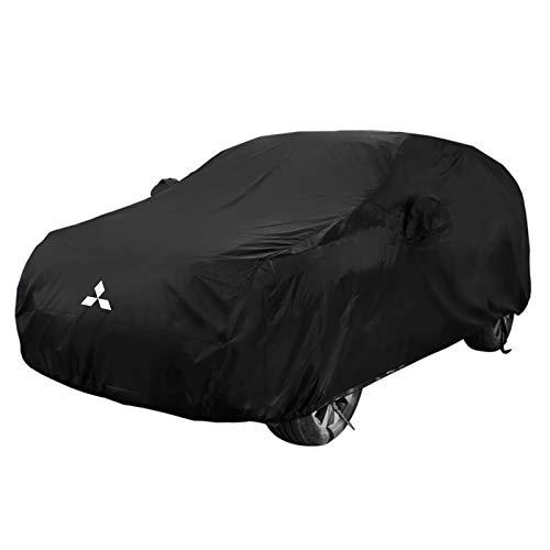 LCYNCX Autoabdeckung Kompatibel Mit Mitsubishi Eclipse Cross, Auto Abdeckplane Wasserdicht Sonnenschutz Staubdicht Winddicht UV-Schutz Regenabdeckung Allwetter Auto Hülle B