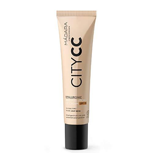Anti-Pollution CC Cream with SPF15: Light Beige
