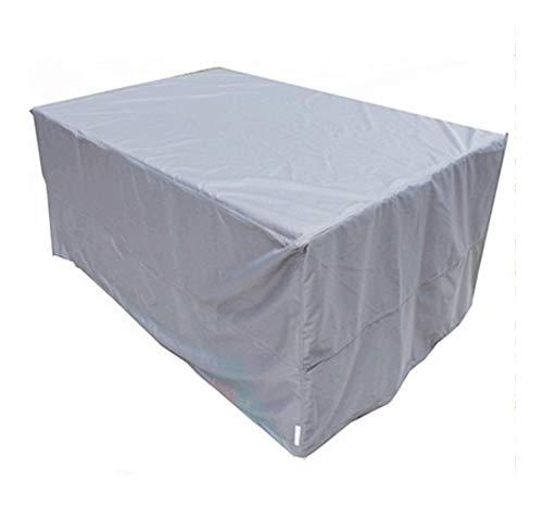 NINGWXQ Covers for Tuinmeubelen, waterdicht Dust-proof gemakkelijk op te vouwen geschikt for alle seizoenen Outdoor Furniture, verschillende maten, 2 kleuren (Color : Black, Size : 170×71×91cm)