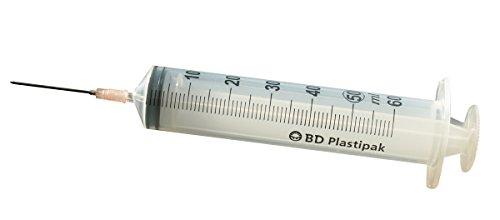 60ml Dosierspritze mit Injektionsnadel