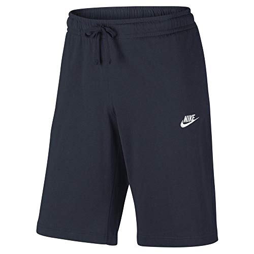Nike NIKE Herren Nsw Jsy Club Trainingsshorts - Mehrfarbig (Black/White) , XXXL