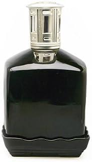 【格安販売中!】オリジナルアロマランプ 「ソリド」黒 ランプベルジェのオイルも使用可