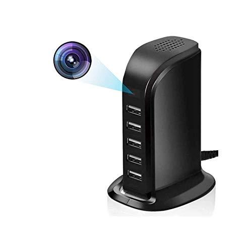 Monkaim - Telecamera di sorveglianza HD 1080p, con sensore di movimento Android e iOS