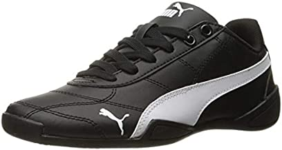 PUMA Tune Cat 3 Kids Sneaker (Little Kid), Puma Black/Puma White, 11 M US Little Kid