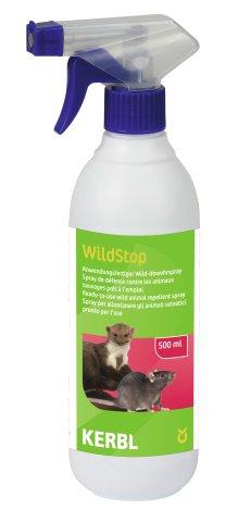 Kerbl Wildstop Abwehrspray, 500 ml, anwendungsfertig