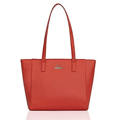 Lavie Betula Women's Tote Handbag (Coral)